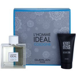 Guerlain L'Homme Ideal Cologne set cadou III  Apa de Toaleta 100 ml + Gel de dus 75 ml