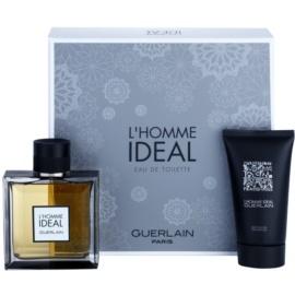 Guerlain L'Homme Ideal zestaw upominkowy II. woda toaletowa 100 ml + żel pod prysznic 75 ml