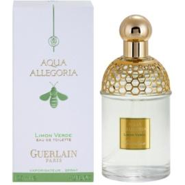 Guerlain Aqua Allegoria Limon Verde туалетна вода унісекс 125 мл