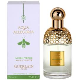 Guerlain Aqua Allegoria Limon Verde toaletní voda unisex 75 ml