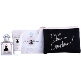 Guerlain La Petite Robe Noire подарунковий набір І  Туалетна вода 50 ml + Молочко для тіла 75 ml + Косметичка