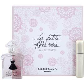 Guerlain La Petite Robe Noire dárková sada VII. toaletní voda 50 ml + řasenka 8,5 ml
