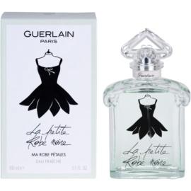 Guerlain La Petite Robe Noire Ma Robe Pétales Eau Fraîche Eau de Toilette für Damen 100 ml