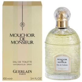 Guerlain Mouchoir de Monsieur Eau de Toilette für Damen 100 ml
