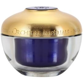 Guerlain Orchidée Impériale Creme für Hals und Dekolleté zum straffen der Haut  75 ml