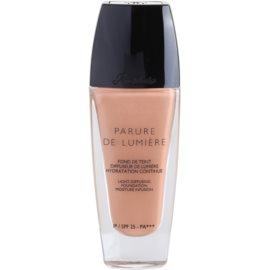 Guerlain Parure de Lumière hydratační make-up odstín 05 Beige Foncé SPF 25  30 ml