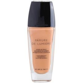 Guerlain Parure de Lumière hydratační make-up odstín 24 Doré Moyen SPF 25  30 ml