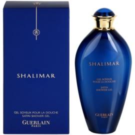 Guerlain Shalimar sprchový gél pre ženy 200 ml