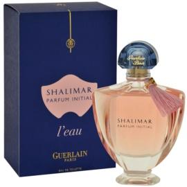 Guerlain Shalimar Parfum Initial L´Eau eau de toilette nőknek 100 ml