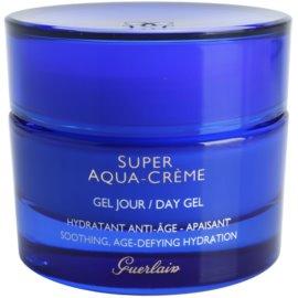 Guerlain Super Aqua hydratační gel pro zklidnění pleti  50 ml