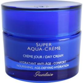 Guerlain Super Aqua nährende, hydratisierende Tagescreme  50 ml