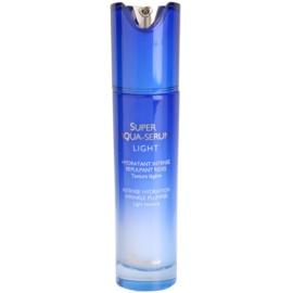 Guerlain Super Aqua serum cu efect de iluminare pentru o hidratare intensa  50 ml