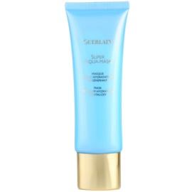 Guerlain Super Aqua vlažilna maska za obraz  75 ml