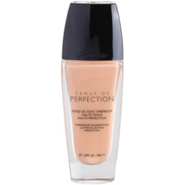 Guerlain Tenue De Perfection make up pentru un aspect frumos si de lunga durata a pielii culoare 13 Rose Naturel SPF 20  30 ml