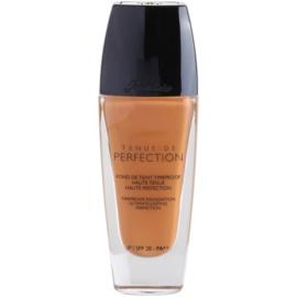 Guerlain Tenue De Perfection make up pentru un aspect frumos si de lunga durata a pielii culoare 25 Doré Foncé SPF 20  30 ml