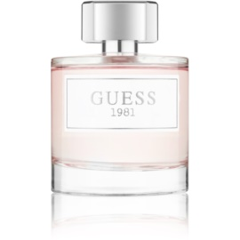 Guess 1981 Eau de Toilette für Damen 50 ml