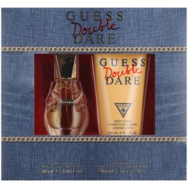 Guess Double Dare ajándékszett II.  Eau de Toilette 30 ml + testápoló tej 200 ml