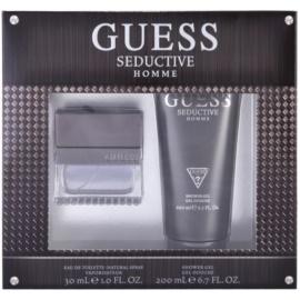 Guess Seductive Homme Geschenkset I. Eau de Toilette 30 ml + Duschgel 200 ml