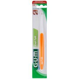 G.U.M End-Tuft jednopęczkowa szczoteczka do zębów soft