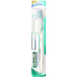 G.U.M Original White zubní kartáček medium White
