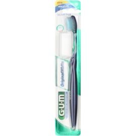 G.U.M Original White zubní kartáček medium Dark Blue