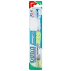 G.U.M Technique+ Regular escova de dentes soft