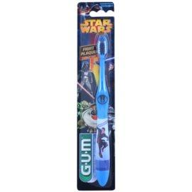 G.U.M Star Wars zubní kartáček pro děti měkký