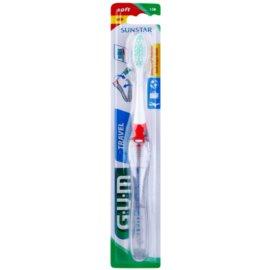 G.U.M Travel Travel Toothbrush Soft