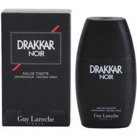Guy Laroche Drakkar Noir Eau de Toilette pentru barbati 50 ml
