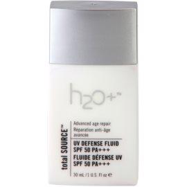 H2O Plus Total Source schützendes Fluid gegen Falten SPF 50  30 ml
