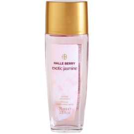 Halle Berry Exotic Jasmine dezodorant z atomizerem dla kobiet 75 ml