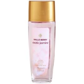 Halle Berry Exotic Jasmine desodorante con pulverizador para mujer 75 ml
