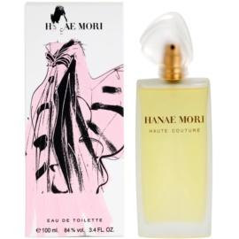 Hanae Mori Haute Couture Eau de Toilette für Damen 100 ml