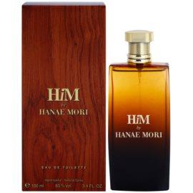 Hanae Mori HiM toaletna voda za moške 100 ml