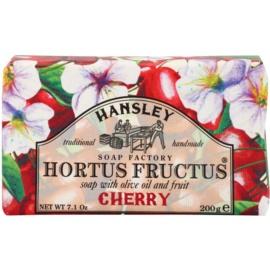 Hansley Cherry tuhé mýdlo  200 g