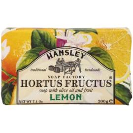Hansley Lemon Feinseife  200 g
