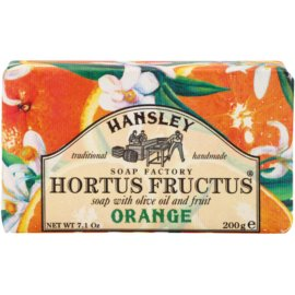 Hansley Orange jabón sólido  200 g