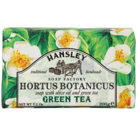 Hansley Green Tea mydło w kostce  200 g