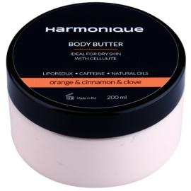 Harmonique Orange & Cinnamon & Clove testvaj narancsbőrre  200 ml