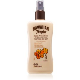 Hawaiian Tropic Satin Protection Sun Spray Waterproof  200 ml