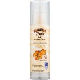 Hawaiian Tropic Silk Hydration Air Soft Bruiningsmelk  SPF 30  150 ml