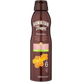 Hawaiian Tropic Protective wasserfestes schützendes Trockenöl zum Bräunen SPF 6  177 ml