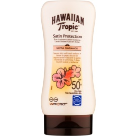 Hawaiian Tropic Satin Protection Bräunungsmilch SPF 50+  180 ml
