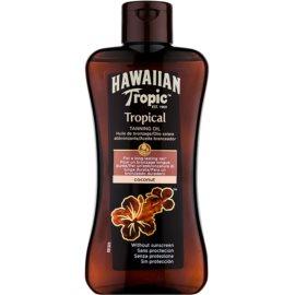 Hawaiian Tropic After Sun olje za telo za podaljšanje porjavelosti  200 ml