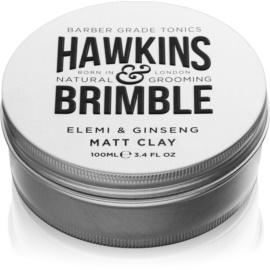 Hawkins & Brimble Natural Grooming Elemi & Ginseng матуюча помада для волосся  100 мл