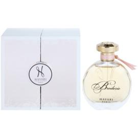 Hayari Parfums Broderie Eau de Parfum für Damen 100 ml