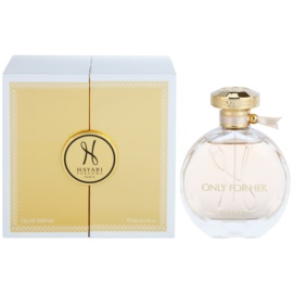 Hayari Parfums Only for Her Eau de Parfum for Women 100 ml
