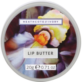 Heathcote & Ivory Vintage & Co Braids & Blooms Butter für Lippen (Beeswax, Hint of Coconut and Sweet Caramel) 20 g
