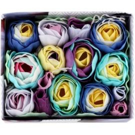 Heathcote & Ivory Vintage & Co Braids & Blooms Badeseife in Blütenform  70 g