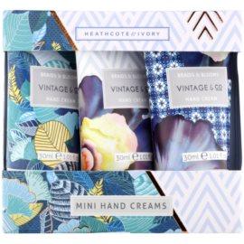 Heathcote & Ivory Vintage & Co Braids & Blooms kozmetika szett VI.